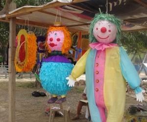 Clowns are a popular design